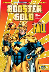 [Booster Gold: The Big Fall (Hardcover) (Product Image)]