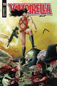 [Vampirella #10 (Cover D Gunduz) (Product Image)]