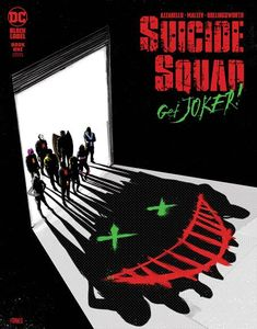 [Suicide Squad: Get Joker! #1 (Jorge Fornes Cardstock Variant) (Product Image)]