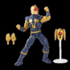 [Marvel Legends Action Figure: Nova (Product Image)]