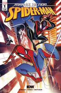 [Marvel Action: Spider-Man #1 (Product Image)]