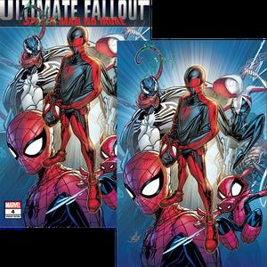 [Ultimate Comics: Fallout #4 (Facsimile Edition Jonboy Meyers 'New' Variant Set) (Product Image)]