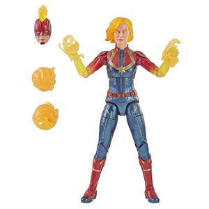 [Marvel Legends: Action Figure: Captain Marvel (Binary Form) (Product Image)]