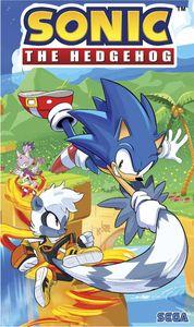 [Sonic The Hedgehog (#1 - 4 Box Set) (Product Image)]