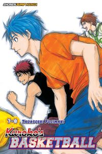 [Kuroko Basketball: 2-In-1 Edition: Volume 4 (Product Image)]