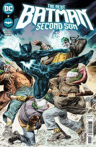 [Next Batman: Second Son #2 (Cover A Doug Braithwaite) (Product Image)]