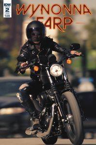 [Wynonna Earp: Season Zero #2 (Cover B Photo) (Product Image)]