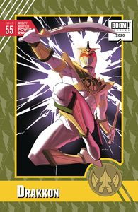 [Mighty Morphin Power Rangers #55 (Anka Variant) (Product Image)]