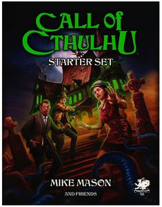 [Call Of Cthulhu: Starter Set (Hardcover) (Product Image)]