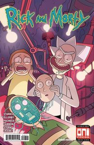 [Rick & Morty #46 (Cover A) (Product Image)]