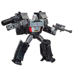[Transformers: Generations: War For Cybertron: Action Figure: Kingdom Core Megatron (Product Image)]