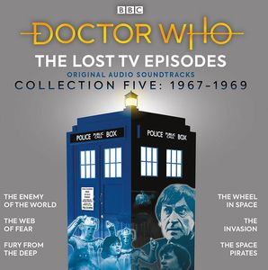 [Doctor Who: The Lost TV Episodes: Collection 5: 2nd Doctor TV Soundtracks (Product Image)]