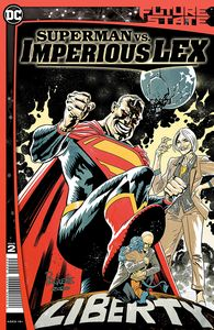 [Future State: Superman Vs Imperious Lex #2 (Cover A Yanick Paquette) (Product Image)]