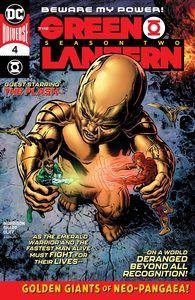 [Green Lantern: Season 2 #4 (Product Image)]