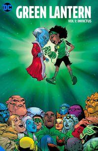 [Green Lantern: Volume 1: Invictus (Product Image)]
