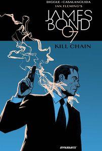 [James Bond: Kill Chain (Hardcover) (Product Image)]
