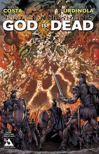 [God Is Dead #42 (End Of Days Cover) (Product Image)]