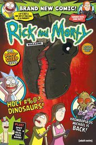 [Rick & Morty #2 (Titan Edition) (Product Image)]