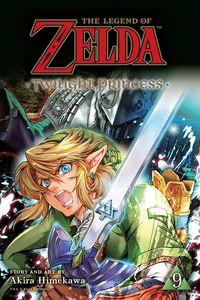 [The Legend of Zelda: Twilight Princess: Volume 9 (Product Image)]
