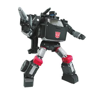 [Transformers: Generations: War For Cybertron: Deluxe Action Figure: Trail Breaker (Product Image)]