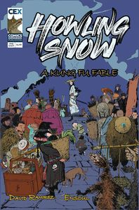 [Howling Snow: Kung Fu Fable: One Shot (Cover A Ensoul) (Product Image)]