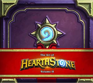 [The Art Of Hearthstone: Year Of The Kraken (Hardcover) (Product Image)]