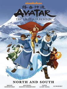 [Avatar: The Last Airbender (North & South Library Edition Hardcover) (Product Image)]