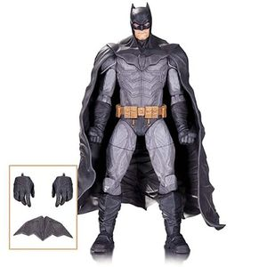 [DC Comics: Lee Bermejo Designer Series Action Figures: Batman (Product Image)]