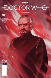 [Doctor Who: Missy #2 (Cover C Caranfa) (Product Image)]