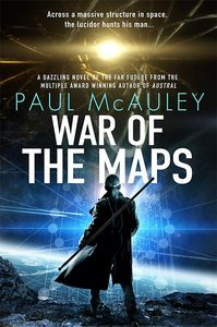 [War Of The Maps (Signed Bookplate Edition) (Product Image)]