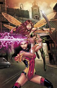 [Grimm Fairy Tales #5 (Cover A Chen) (Product Image)]