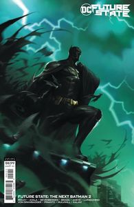[Future State: The Next Batman #2 (Francesco Mattina Card Stock Variant) (Product Image)]