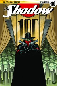 [The Shadow #100 (Cover A Wagner) (Product Image)]