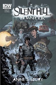[Silent Hill: Downpour Anne's Story #2 (Subscription Variant) (Product Image)]