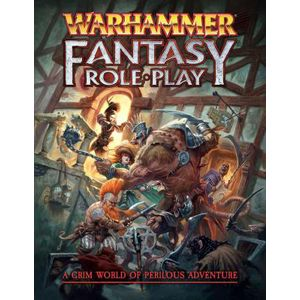 [Warhammer: Fantasy Roleplay: Fourth Edition Rulebook (Product Image)]