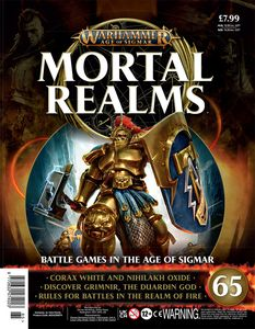 [Warhammer: Age Of Sigmar: Mortal Realms #65 (Product Image)]