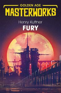 [Golden Age Masterworks: Fury (Product Image)]