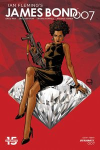 [James Bond 007 #7 (Cover A Johnson) (Product Image)]