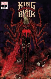 [King In Black #1 (Superlog Variant) (Product Image)]