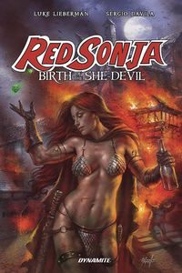 [Red Sonja: Birth Of She-Devil (Product Image)]