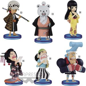 [One Piece: Wano Kuni Statue: World Collectable (Product Image)]
