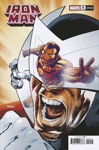 [Iron Man #9 (Panosian Spider-Man Villains Variant) (Product Image)]