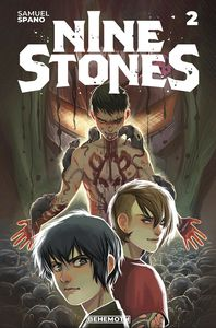 [Nine Stones #2 (Cover A Spano) (Product Image)]