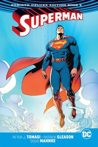 [Superman: Book 2 (Rebirth) (Deluxe Edition - Hardcover) (Product Image)]