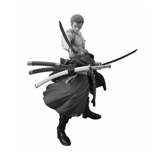 [One Piece: Variable Heroes Action Figure: Roronoa Zoro (Renewal Edition) (Product Image)]