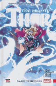 [Mighty Thor: Volume 2: Lords Of Midgard (Premiere Edition Hardcover) (Product Image)]