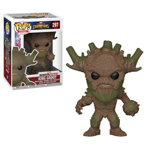 [Marvel Contest Of Champions: Pop! Vinyl Figure: King Groot (Product Image)]