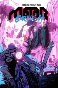 [Motor Crush #10 (Cover A Tarr) (Product Image)]