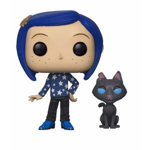 [Coraline: Pop! Vinyl Figure: Coraline With Cat (Product Image)]
