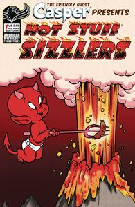 [Capser: Spotlight Hotstuff Sizzlers #1 (Cover A) (Product Image)]